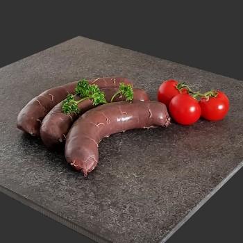 Boudin aux oignons (pièce 150gr)  11,90 € /kg