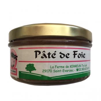 Pâté de foie (140gr)