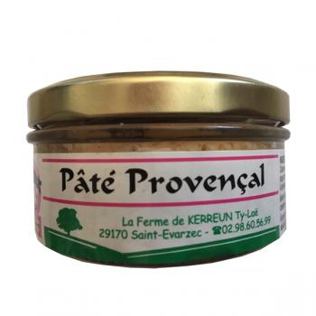 Pâté provençal (140gr)
